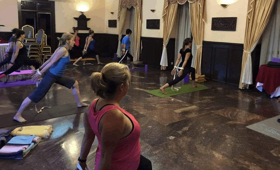 Chevon Yoga Centre