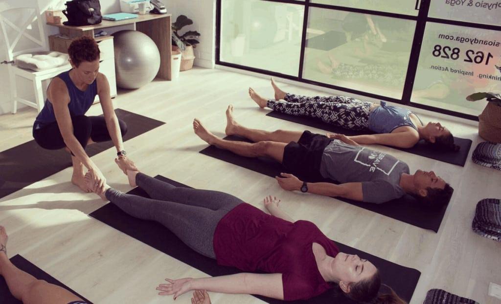 Inspire Physio and Yoga Burleigh Heads