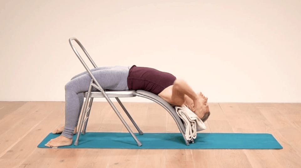 Back Benders by Yogamatters