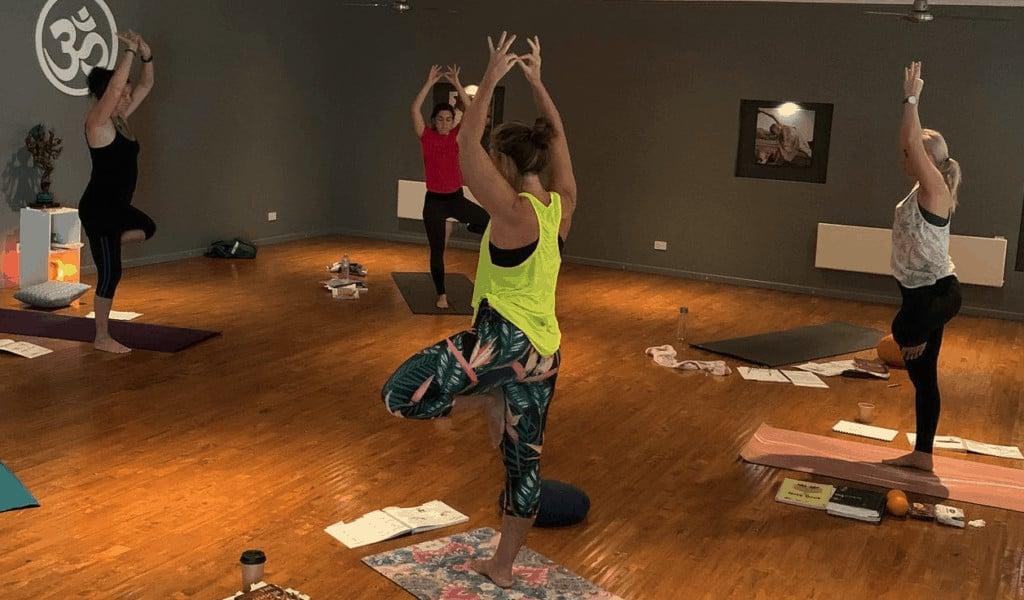 8 Limb Yoga Studio