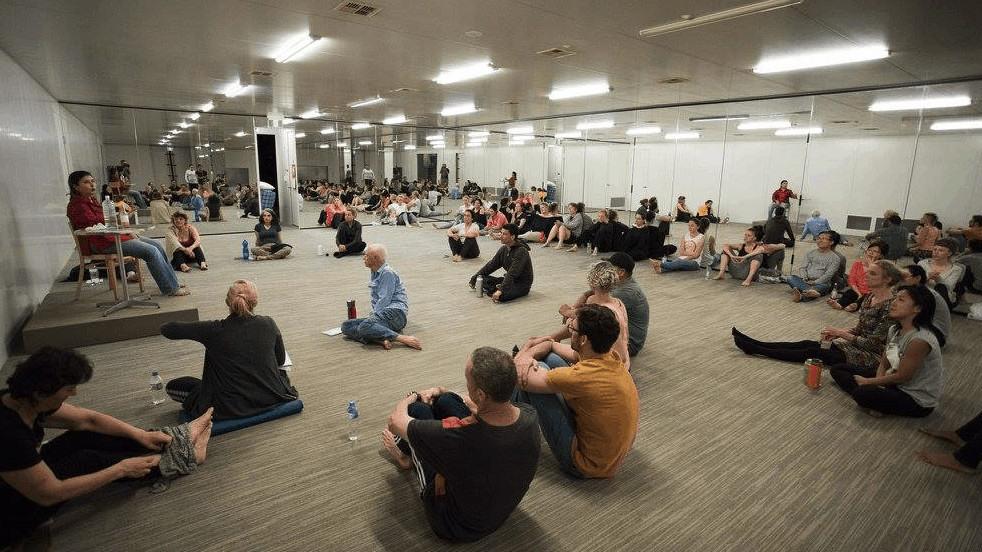 Bikram Yoga Five Dock (Sydney)