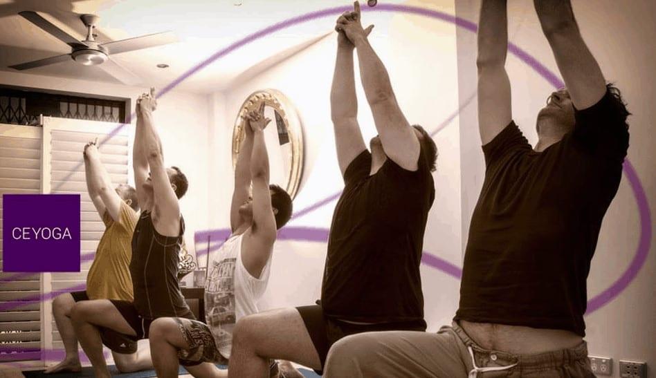 CE Yoga and Massage for men Sydney