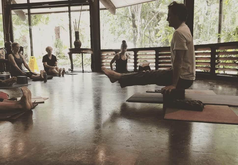 Dagmar yoga