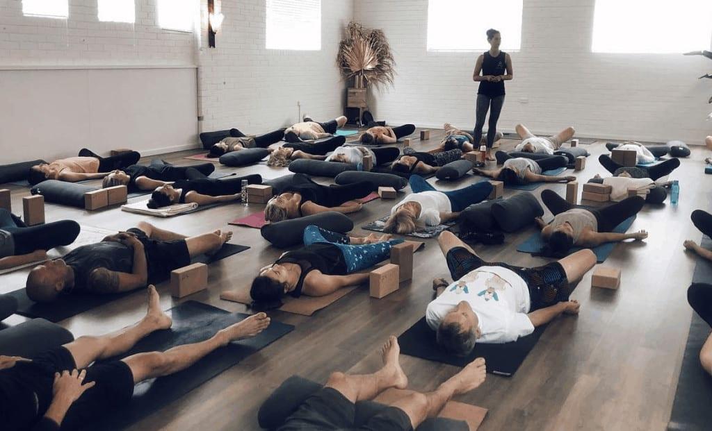 Divine Flow Yoga Sydney