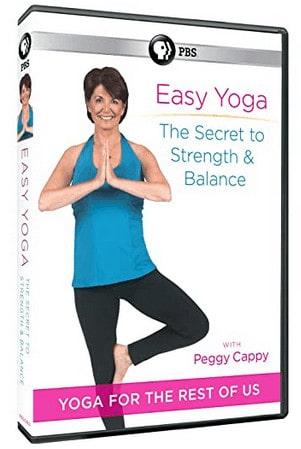 Hatha Yoga DVD at home