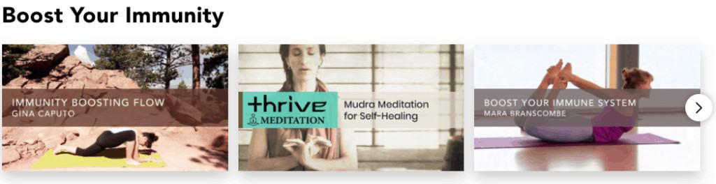Gaia Yoga Membership Review Immunity