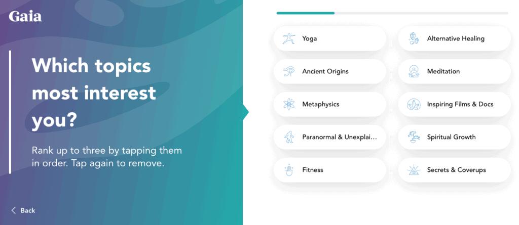 Gaia Yoga App review