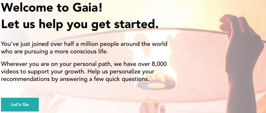Gaia Yoga Membership Review