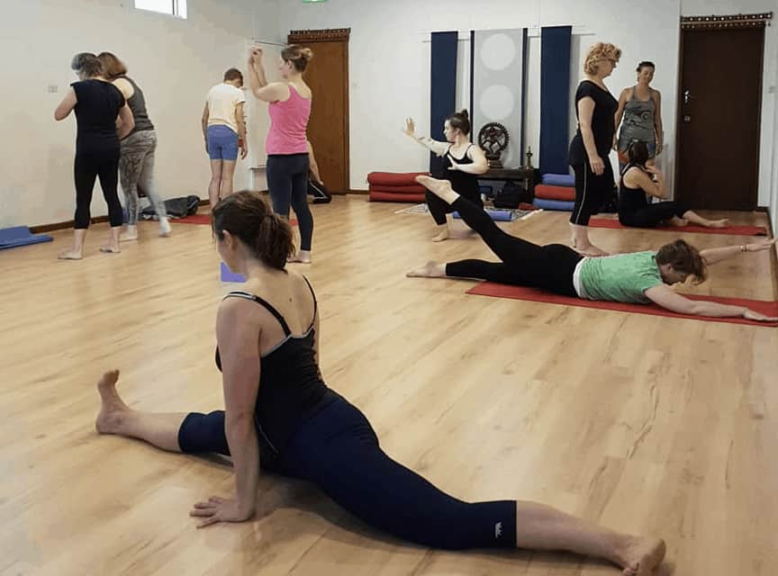 Hatha Yoga Desha