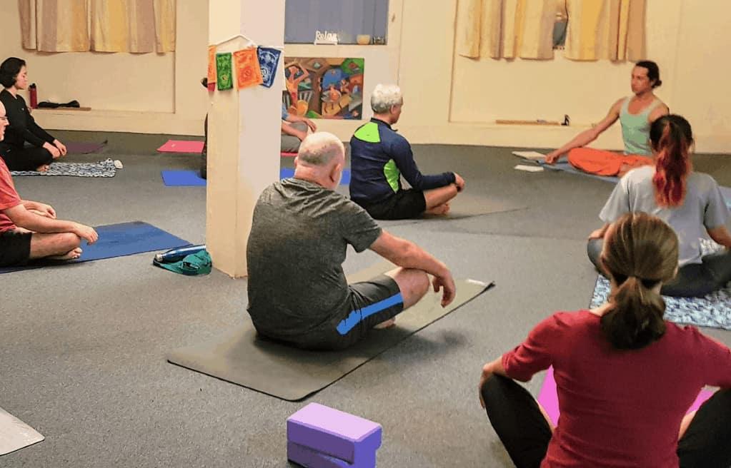 Hatha Yoga Space Sydney