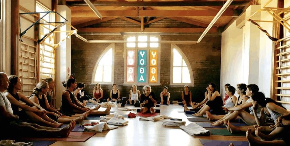 Lyengar Yoga Space