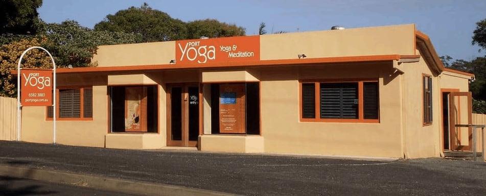 Port Yoga Relaxation and Meditation