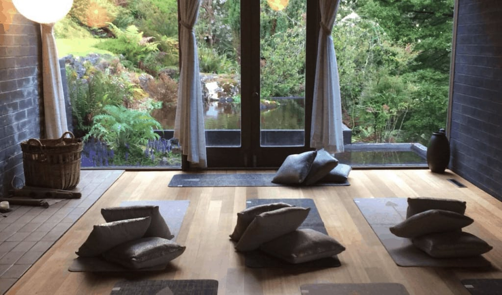 The Tiny Yoga Space