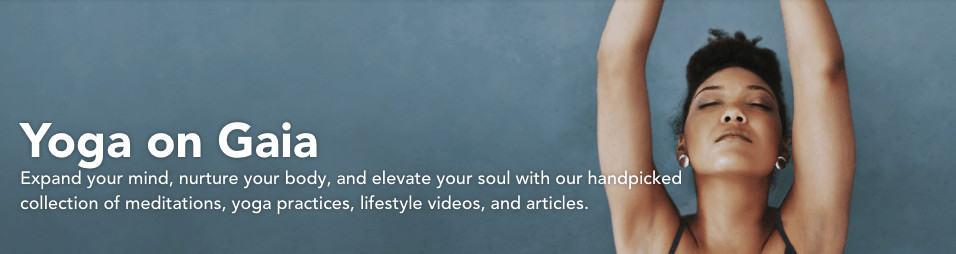 Yoga on Gaia