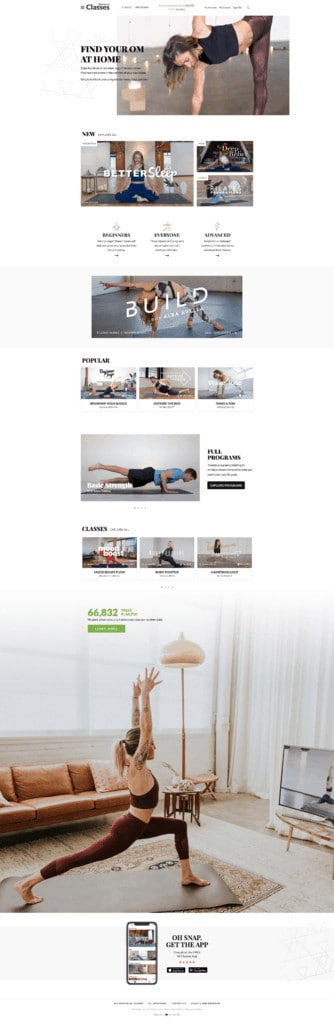 YogiApproved account dashboard