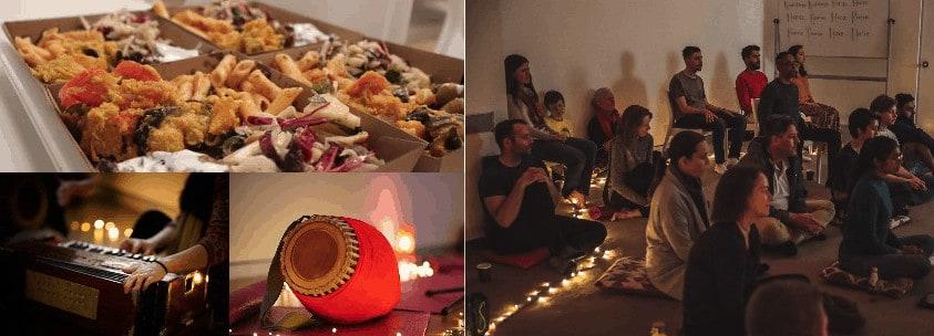 Bhakti Lounge Sydney Kirtan