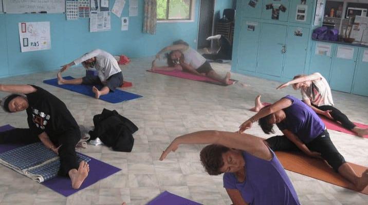 6. Buderim Yoga