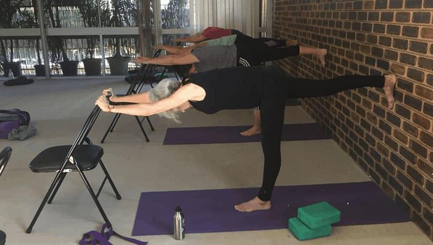 Dynamic Yoga Lismore