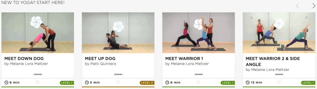 MyYogaWorks Review for beginners