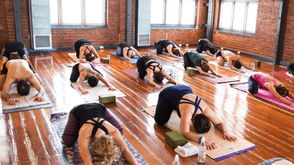 Hot Yoga and Bikram in Lower Hutt NZ