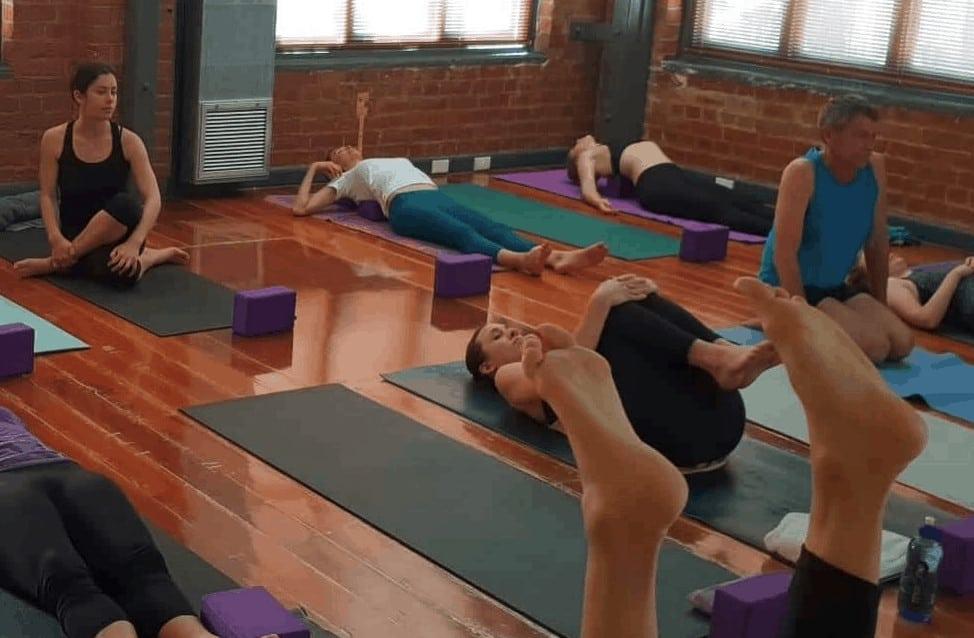Hot Yoga Wellington