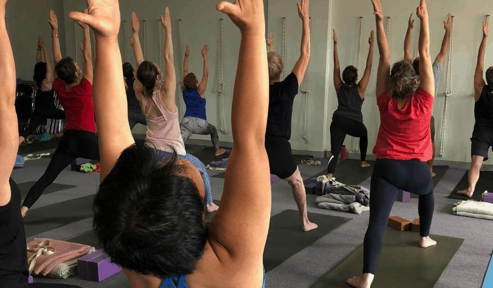 Living Yoga Sanga