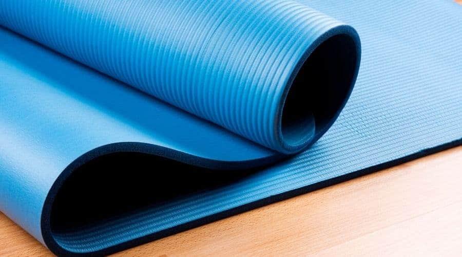 Single PVC yoga mat