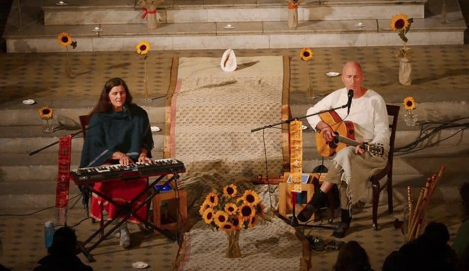 Sacred Earth Kirtan band