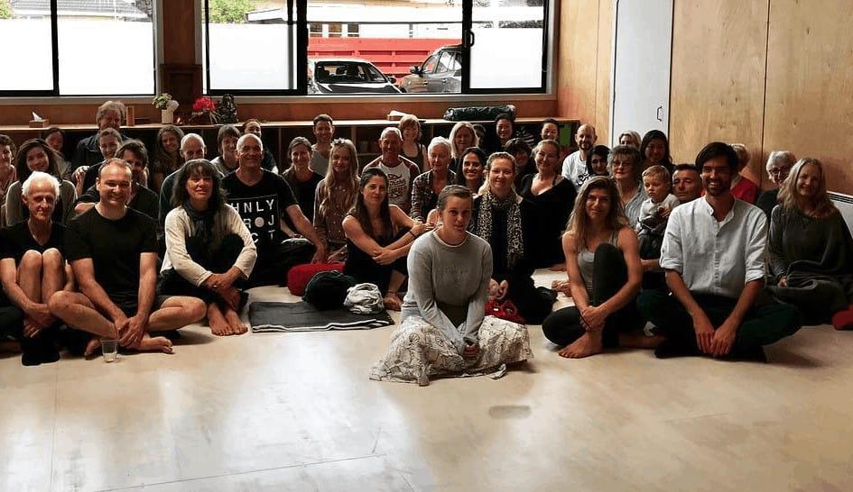 Sun Salute Yoga Hamilton