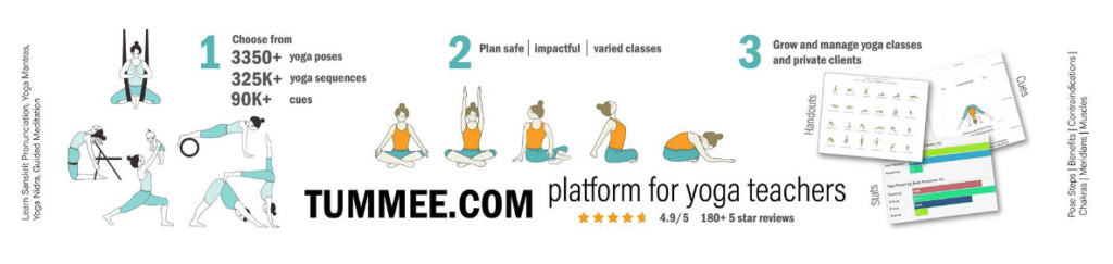 Tummee Yoga Sequencing App Review
