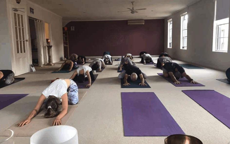 Unfold Yoga + Wellbeing