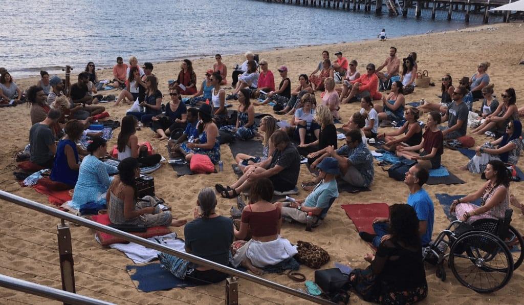 Melbourne Kirtan Yoga / Vedic Vibe (Kirtan Collective)