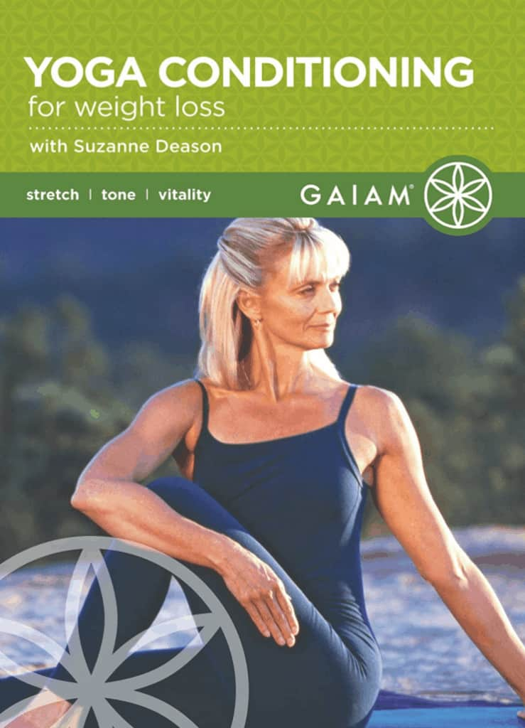Yoga Conditioning for Weight Loss by Gaiam DVD