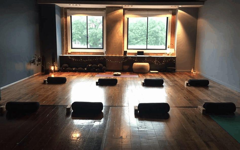 Yoga on Thorndon