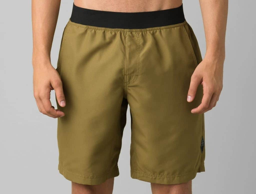 prAna Mojo Short mens yoga shorts
