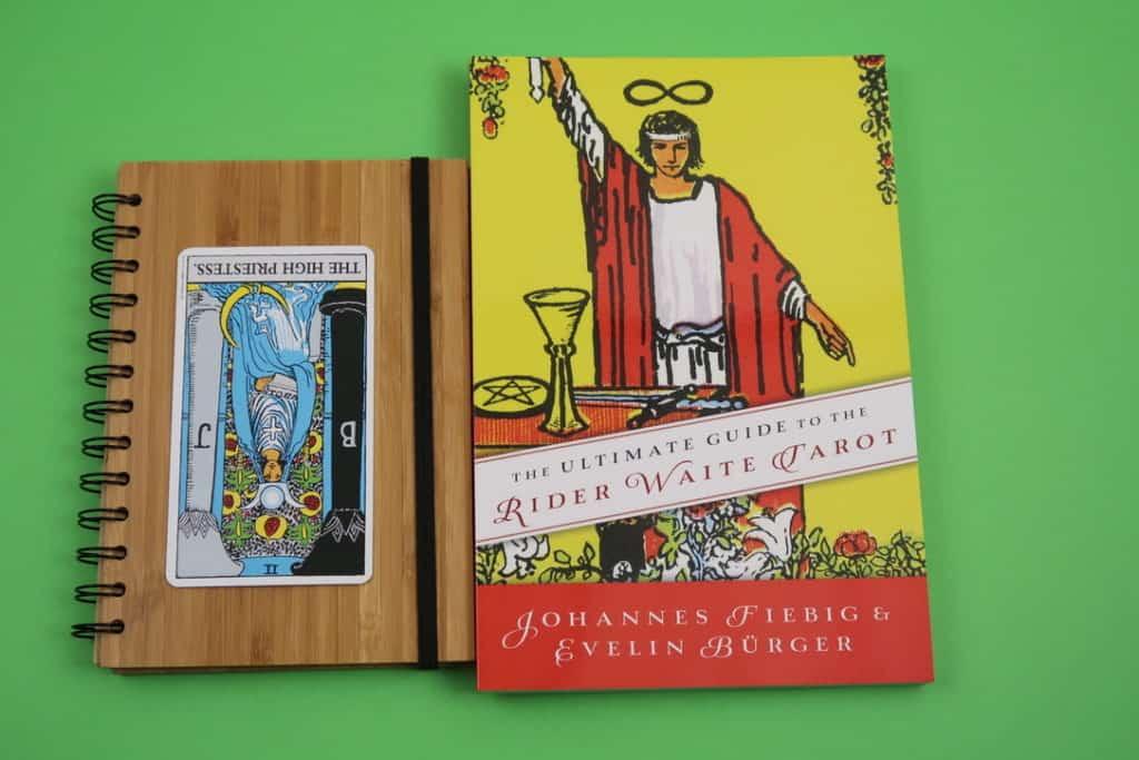 High Priestess Reversed tarot meaning