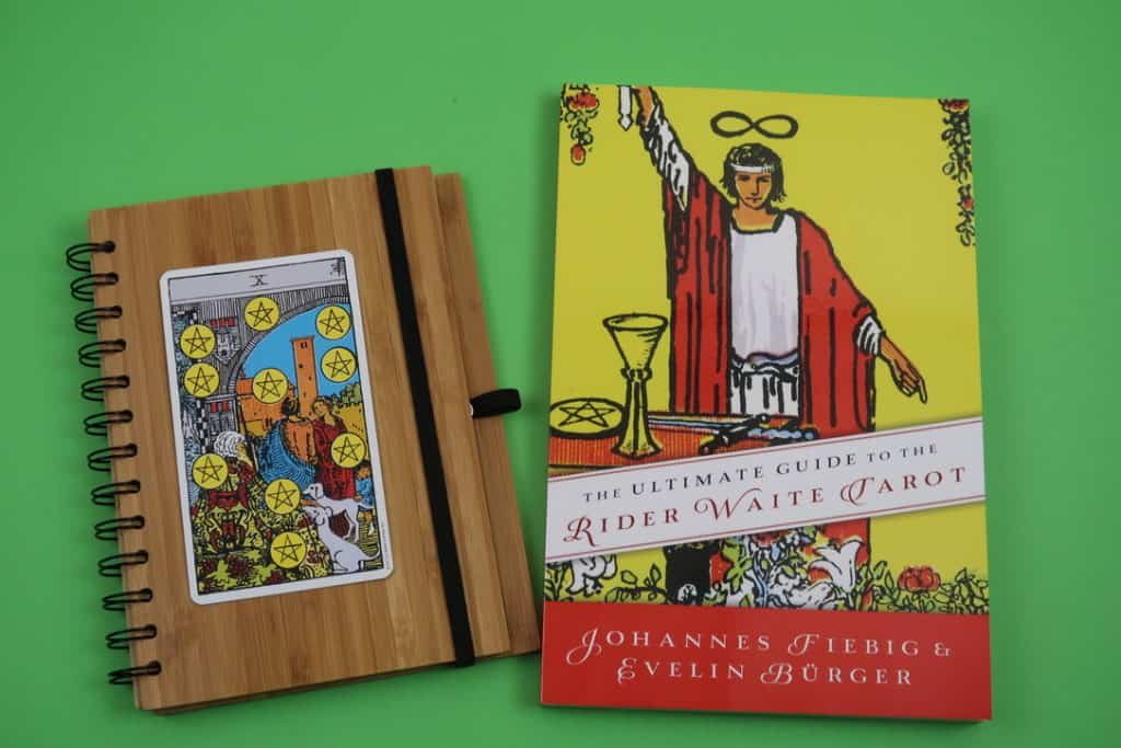 The Ten of Pentacles Upright card reading
