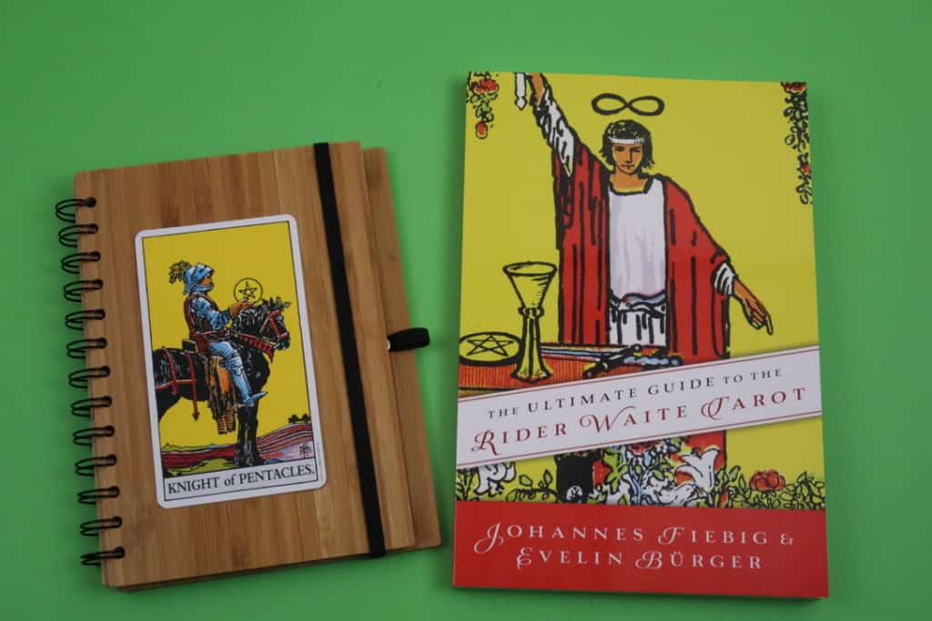 The Knight of Pentacles Upright Meaning tarot card