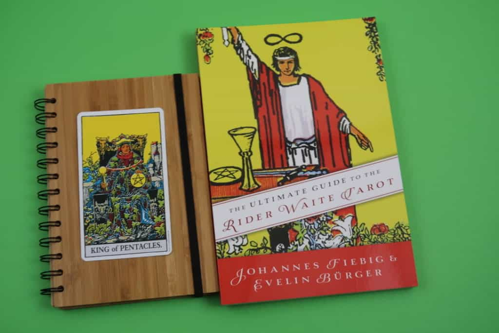 The King of Pentacles Upright meaning