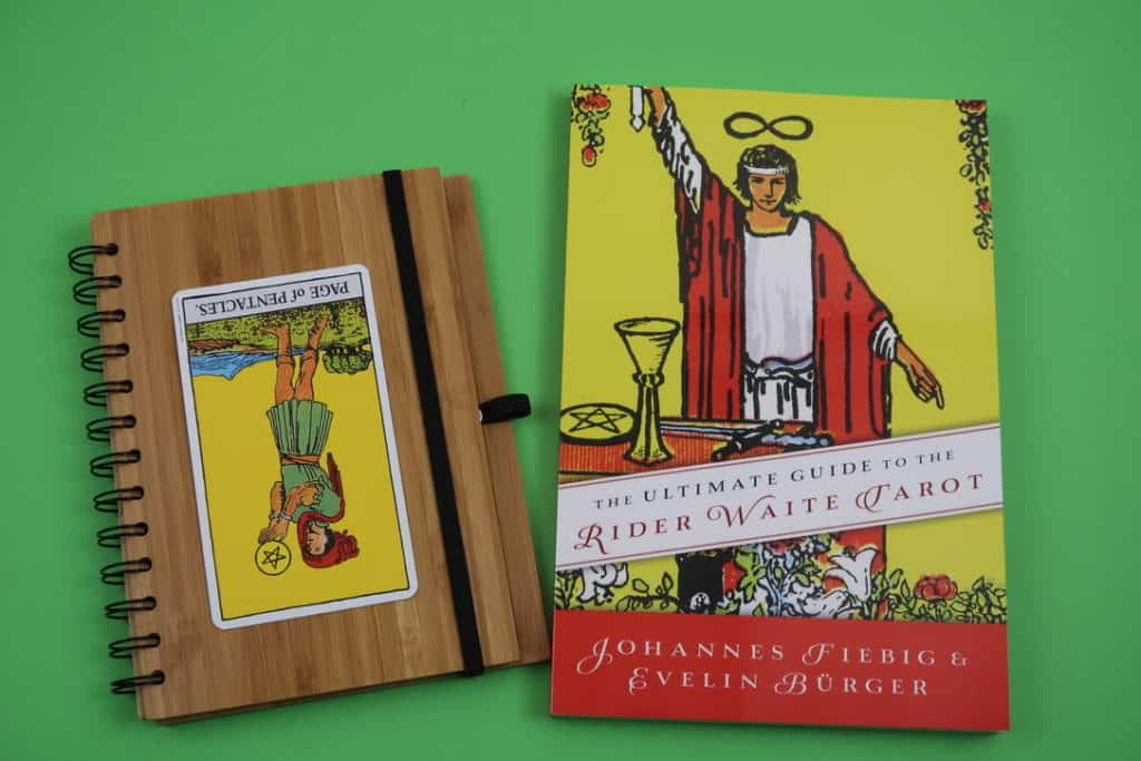 The Page of Pentacles Reversed meaning