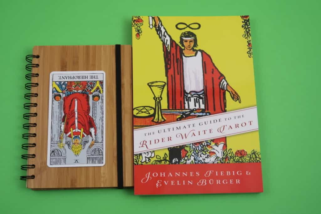 The Hierophant reversed card meaning