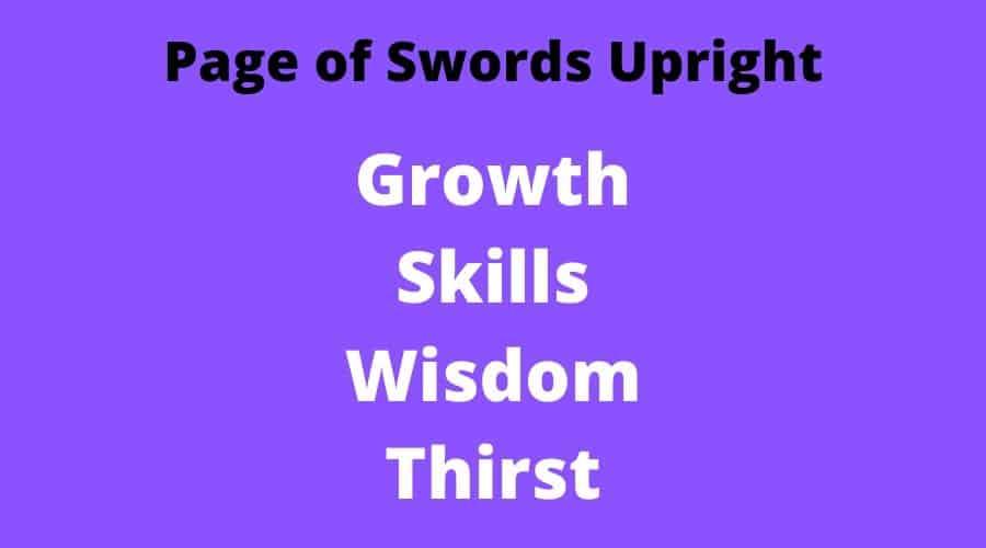 Growth and wisdom