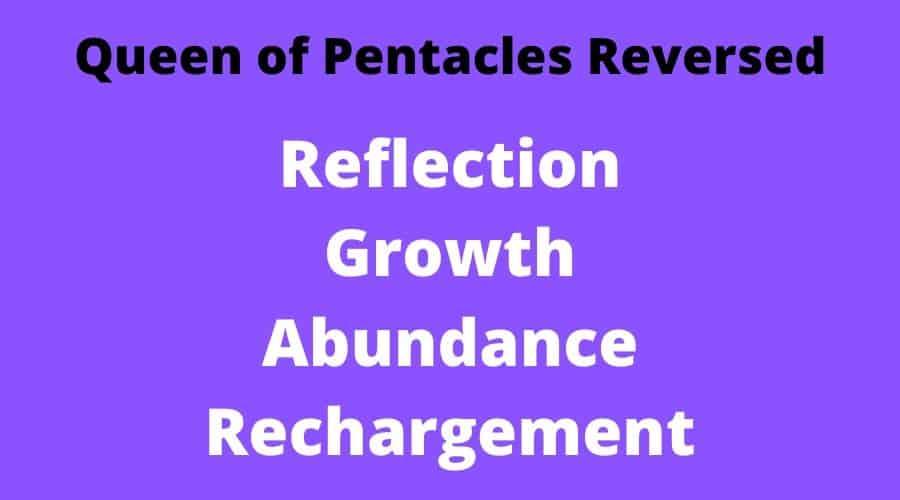 Tarot card Pentacles series