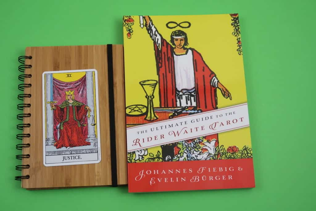 The Justice Tarot Meaning