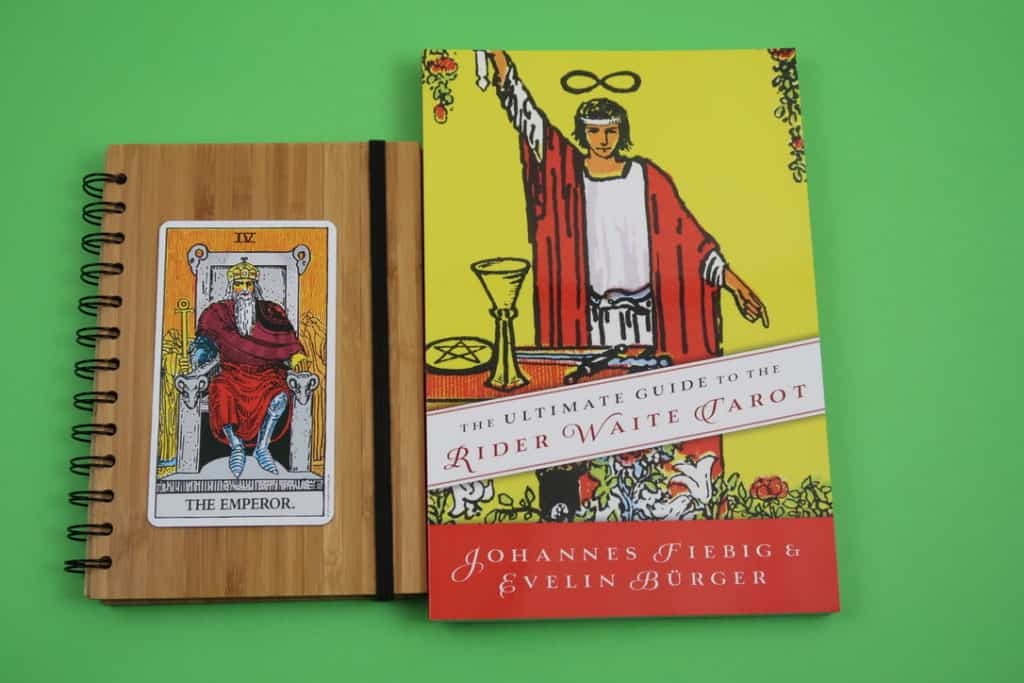 The Emperor Tarot Upright meaning