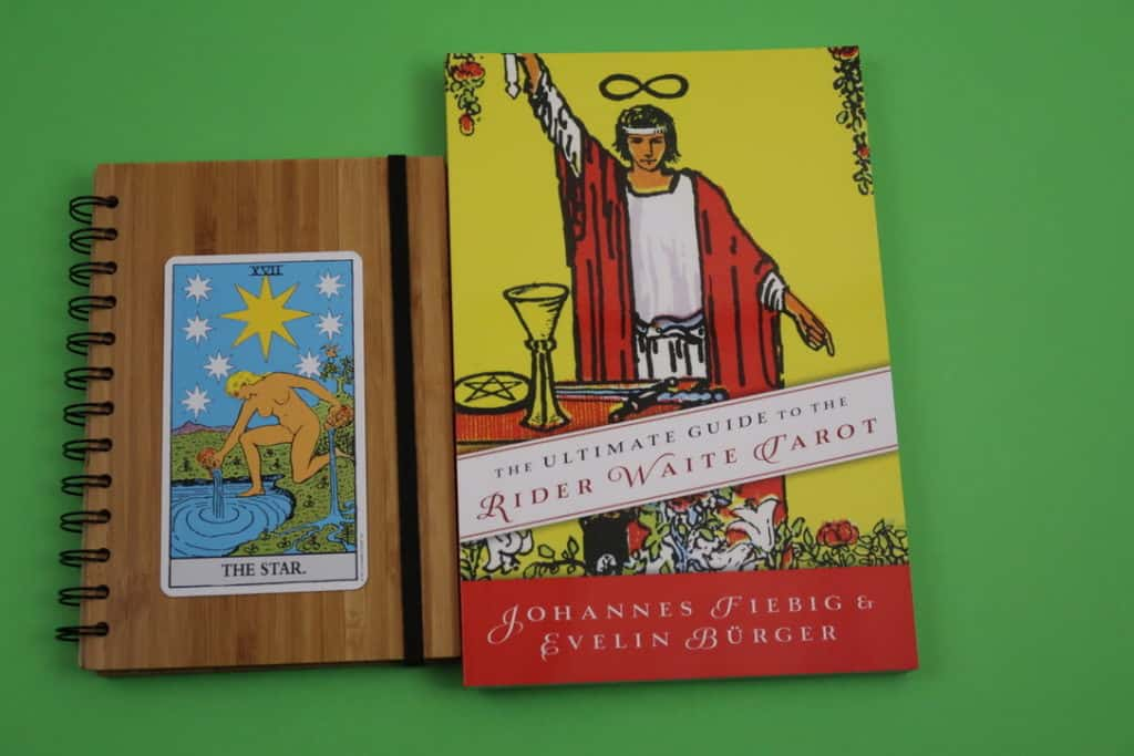 The Star Tarot Upright meaning