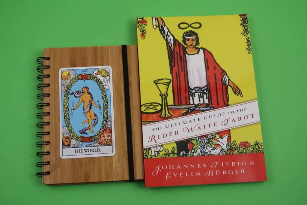 The World Upright tarot meaning