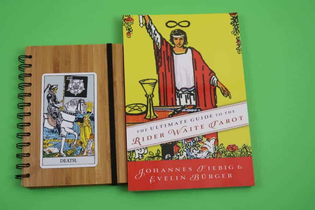 The Death Tarot Upright Meaning