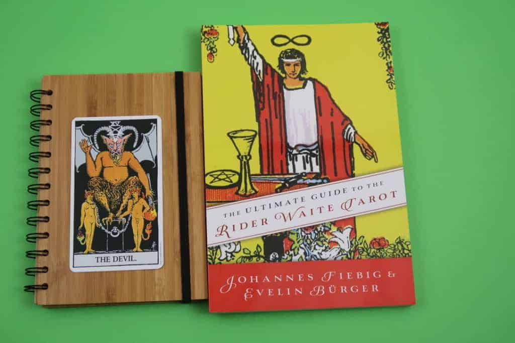 Devil Tarot Card Upright Meaning