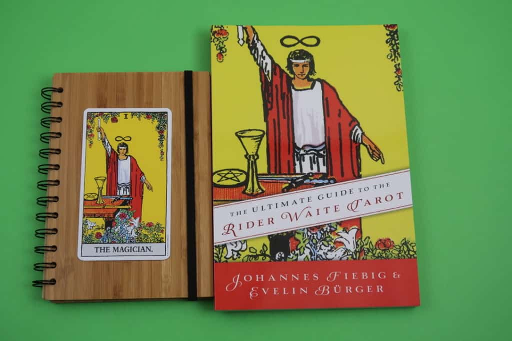 The Magician Upright Tarot meaning